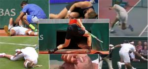 Pathologie du sport en tennis par rapport au métier de la podologie